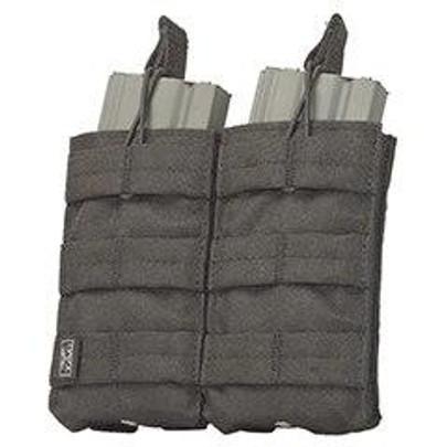 V-TAC M4/M16 Double Magazine Pouch - Tactical Black