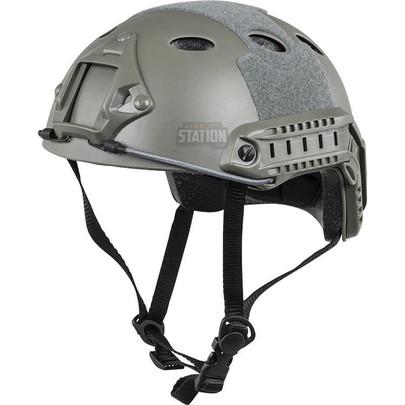 Valken Tactical Airsoft ATH PJ Tactical Helmet, Foliage