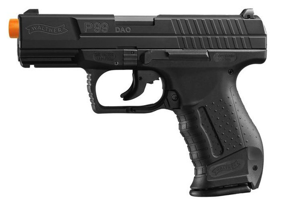 Walther P99 CO2 Blowback Metal Slide Airsoft Pistol