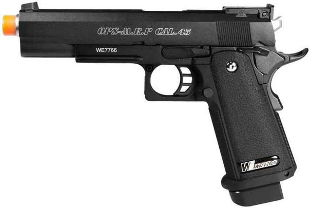 WE Hi-Capa 5.1 R Full Metal Airsoft Gas Blowback Pistol