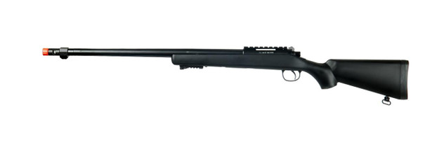 Well MB07 Bolt Action Airsoft Sniper Rifle Black