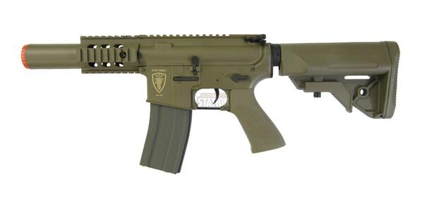 Elite Force CQC M4 Gen 7 Competition Series Tan Airsoft Rifle