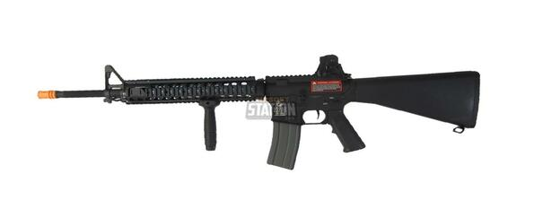 Classic Army Colt M15A4 SPR Airsoft Rifle