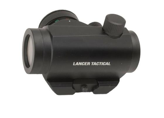 Lancer Tactical Full Metal Red/Green Dot Sight
