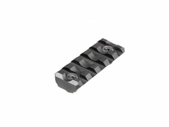 KRYTAC 5-Slot Keymod Rail Section