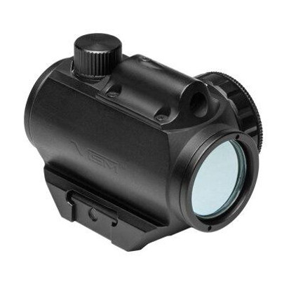 NC Star Micro Green Dot Sight w/ Integrated Red Laser