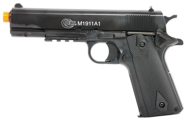 Colt 1911 Black Airsoft Spring Pistol