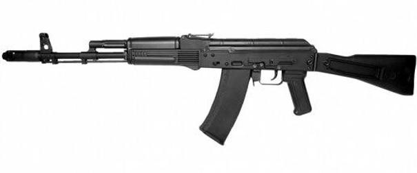 KWA AKG-74M Gas Blowback Airsoft Rifle - REFURBISHED