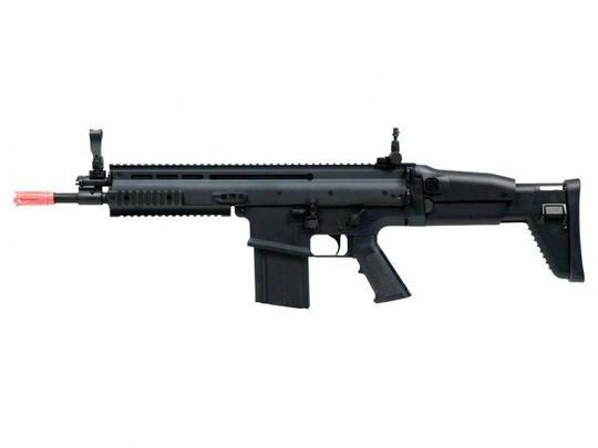 Echo1 Advanced Squad Carbine Heavy Full Metal Black Airsoft Rifle