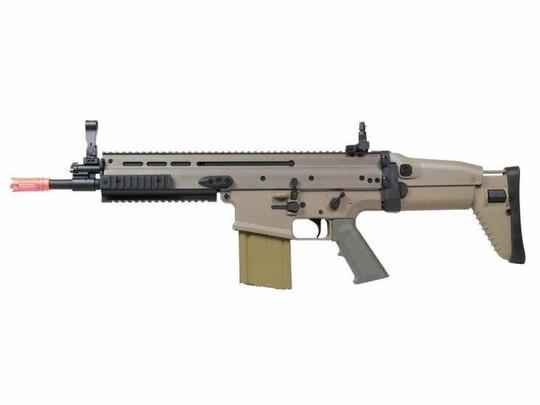 Echo1 Advanced Squad Carbine Heavy Full Metal Tan Airsoft Rifle