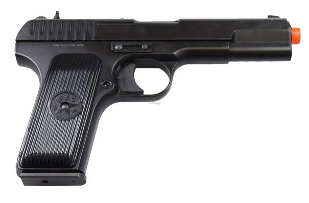 KWA TT-33 NS2 Gas Blowback Airsoft Pistol