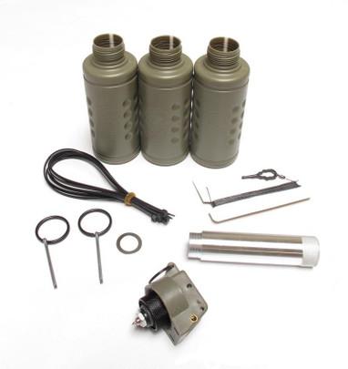 Hakkotsu Thunder B Shocker Grenade Beginner Package