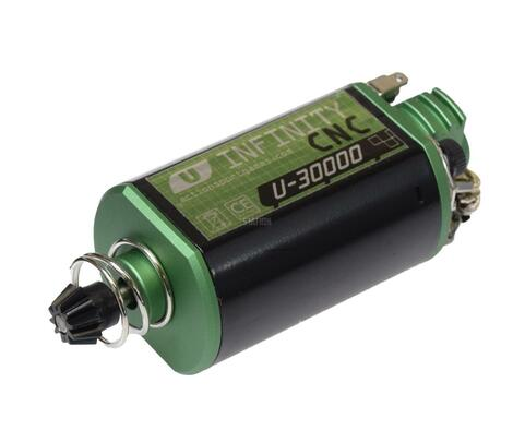 ASG Infinity Ultimate Series CNC Machined 30,000 RPM Motor, Short