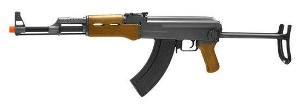 CYMA CM028S AK47 Full Metal Folding Stock Airsoft Rifle - REFURBISHED