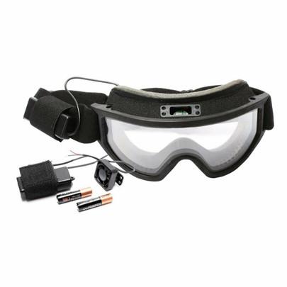 GandG Anti-Fog Turbo Goggle Fan Kit
