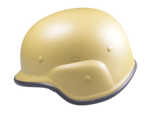 Firepower Replica M9 US Army Plastic Helmet, Tan