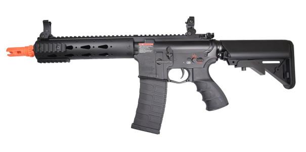 GandG GC16 Combat Machine FFR 9 AEG, Black