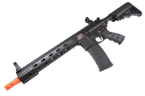 GandG GC16 Combat Machine FFR 12 AEG, Black