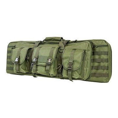 NC STAR Double Carbine Case 36 - OD Green