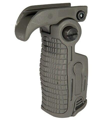 AK-Style Foldable and Extendable Tactical Foregrip, Foliage Green
