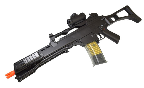 TSD Double Eagle M49K2 Folding Stock and Integrated Bipod Spring Rifle