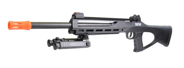 ASG TAC-6 CO2 Semi-Auto Sniper Rifle with Integrated Laser and Bipod