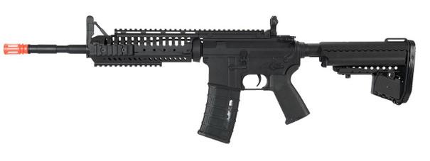 AandK M4 CASV RIS Full Metal Airsoft Rifle, Black