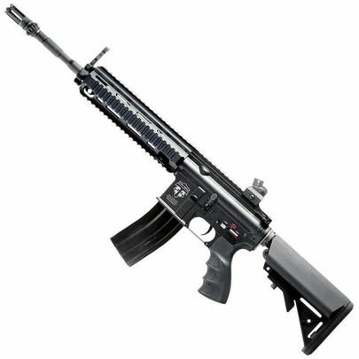 GandG Top Tech TR4-18 Full Length RIS Airsoft Rifle