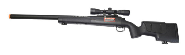 FN SPR A5M Spring Sniper Rifle Kit w/ Scope and Extra Magazine