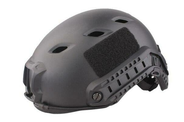 Emerson Tactical Helmet Airsoft Black Lightweight