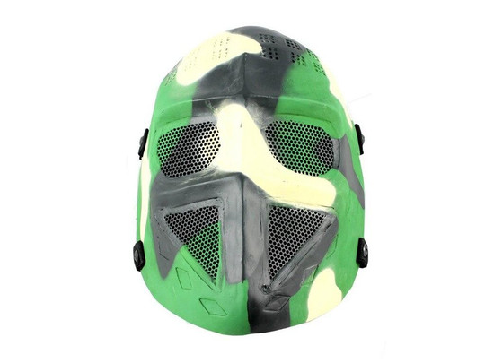 Airsoft Army of Two Mask Camo Military/Airsoft Wire Mesh Mask