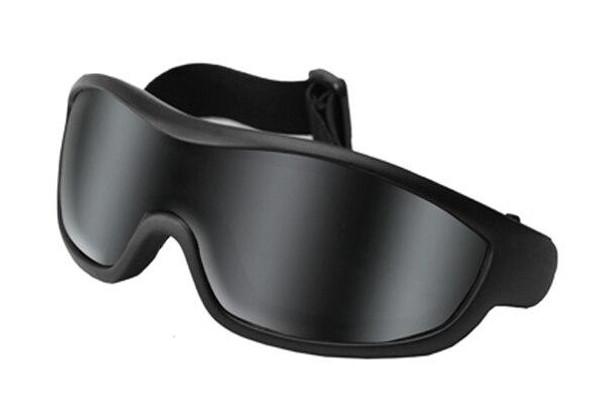 GXG Airsoft Goggles Smoke Lens Black Frame Basic