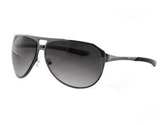 Bobster Tactical Eyewear Snitch Aviator Sunglass Gun Metal Frame Smoked Lens