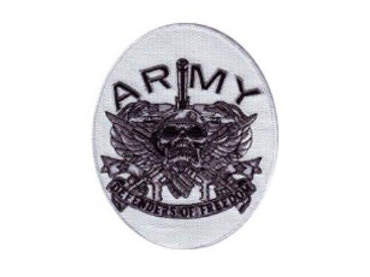 Raptors Tactical 4.5 ARMY Defenders of Freedom Iron On Patch