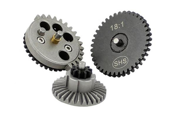SHS 181 Gears Airsoft Standard Torque AEG Gear Set