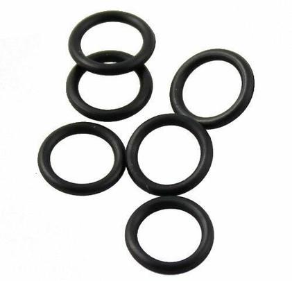 SHS Airsoft O-rings 6 Rubber Piston Head O-Rings 19mm X 2.5m