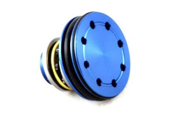 Super Shooter Airsoft RTQ 7075 CNCd Aluminum Airsoft Piston Head w/ Double O-Ring For AEGs