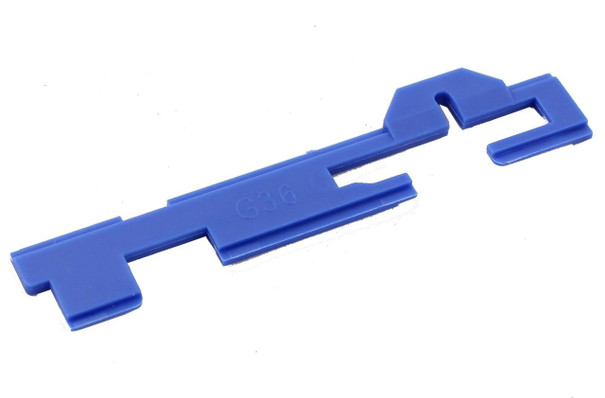 SHS Anti-Heat G36 Selector Plate For Airsoft AEGs