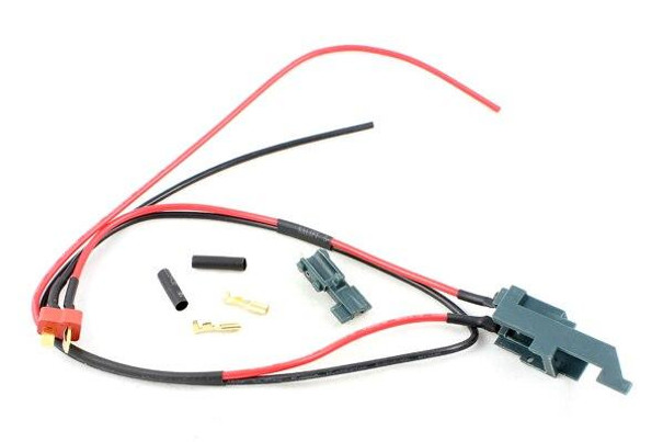 Deep Fire Airsoft V3 Rear Wire Set and Switch Assembly W/ Deans 350