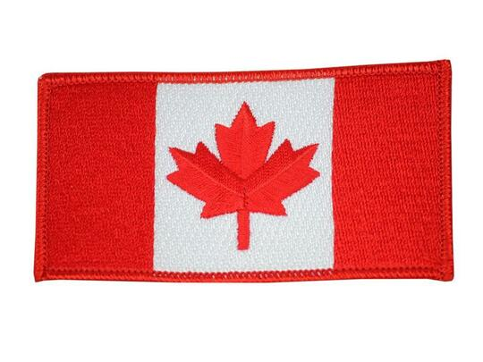 Raptors Tactical 3.5 Canadian Iron On Patch