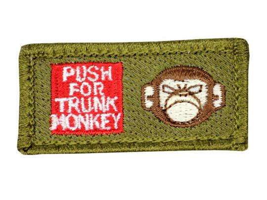 Raptors Tactical 1.5 Trunk Monkey Patch Velcro