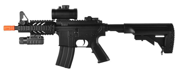 ASG DS4 CQB Entry Level M4 AEG Airsoft Package
