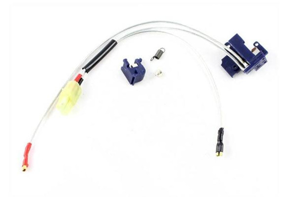 Lonex Airsoft Wire Set/Kit Switch Assembly V2 Front For AEGs