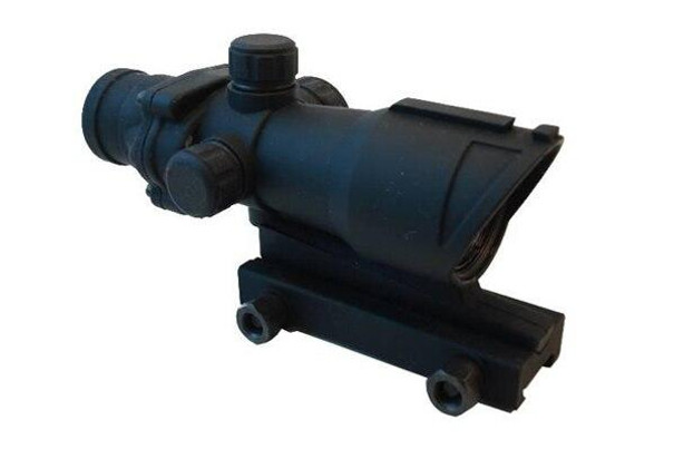 Full Metal Airsoft 1X30 Red Dot Scope Sight