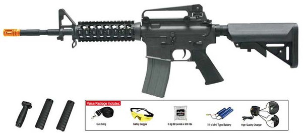 Classic Army Sportline M15A4 RIS Value Package