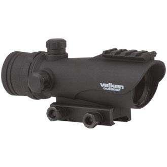 Valken Tactical 30mm Illuminated Red Dot Optic
