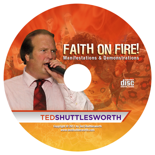 Faith On Fire: Manifestations and Demonstrations (CD)