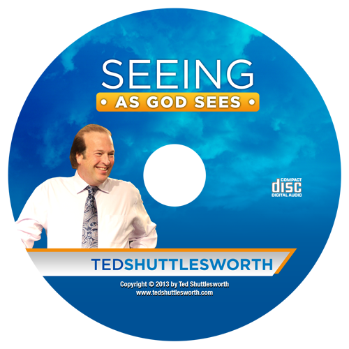 Seeing As God Sees (CD)