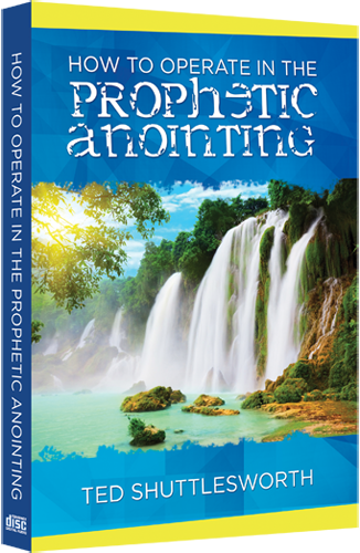 How To Operate In The Prophetic Anointing (4 CDs)
