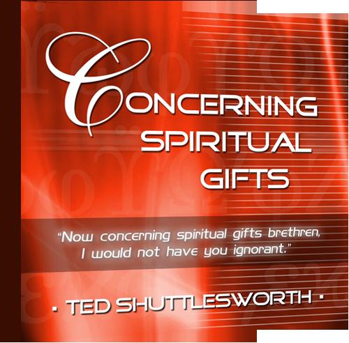 Concerning Spiritual Gifts (4 CDs)